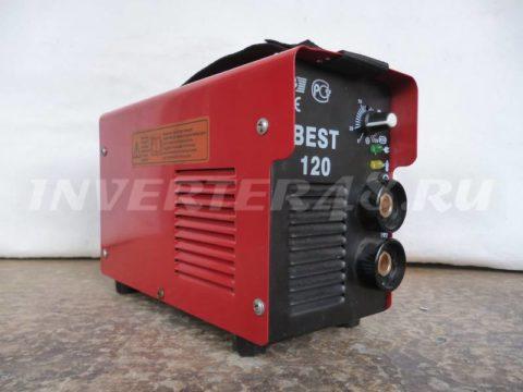 Сварочный инвертор BESTWELD BEST 120 NEW120A
