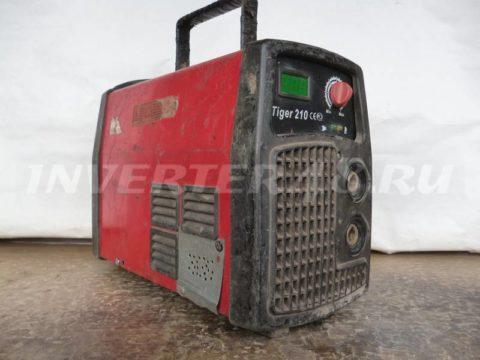 Сварочный инвертор BESTWELD TIGER 210
