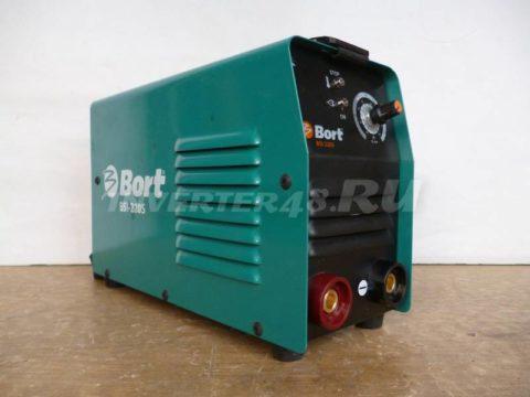 Сварочный инвертор BORT BSI 220 S