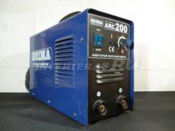 Сварочный инвертор BRIMA ARC 200 v2