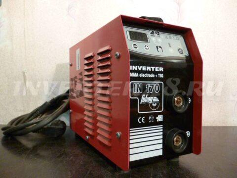Сварочный инвертор FUBAG IN 170 PCB 63962 IND2