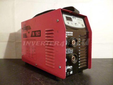 Сварочный инвертор FUBAG IN 190 PCB 64163 IND7