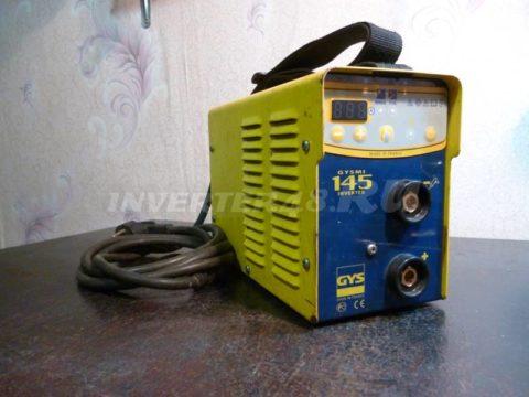 Сварочный инвертор GYS GYSMI 145 PCB 64188 IND5