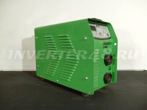 Сварочный инвертор GYS INVERTER 5000 PCB 63962 IND2