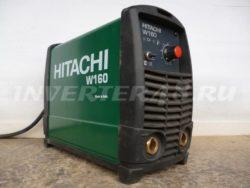 Сварочный инвертор HITACHI W 160