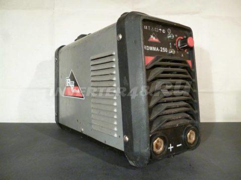 Сварочный инвертор REDVERG RDMMA 250