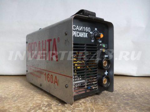Сварочный инвертор РЕСАНТА САИ 160 GP43 V2.0