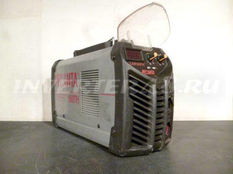 Сварочный инвертор РЕСАНТА САИ 160 ПН GP73 V3.0