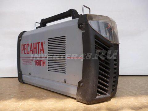 Сварочный инвертор РЕСАНТА САИ 160 ПН SH52