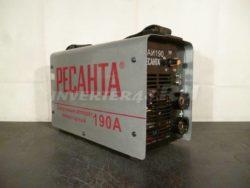 Сварочный инвертор РЕСАНТА САИ 190 GP60 V1.0