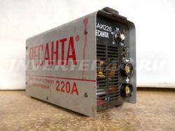 Сварочный инвертор РЕСАНТА САИ 220 GP123 V5.0
