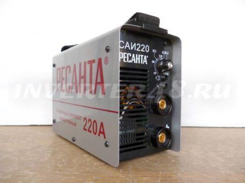 Сварочный инвертор РЕСАНТА САИ 220 GP182 MAIN V5.3