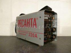 Сварочный инвертор РЕСАНТА САИ 220 GP34 V2.0