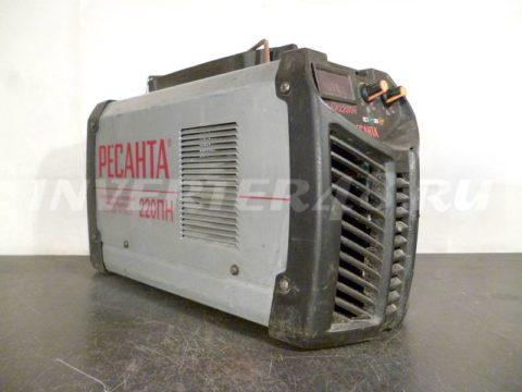 Сварочный инвертор РЕСАНТА САИ 220 ПН GP98 V4.0