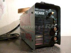 Сварочный инвертор РЕСАНТА САИ 250 ПН GP63 V1.0