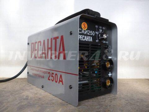 Сварочный инвертор РЕСАНТА САИ 250 GPV242 V1.1