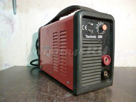 Сварочный инвертор SDMASTER TECHNIC 200