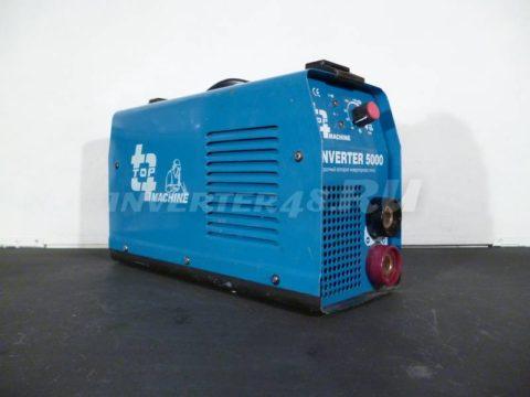 Сварочный инвертор TOP MACHINE INVERTER 5000