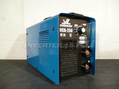 Сварочный инвертор WELDMASTER ИСА 250