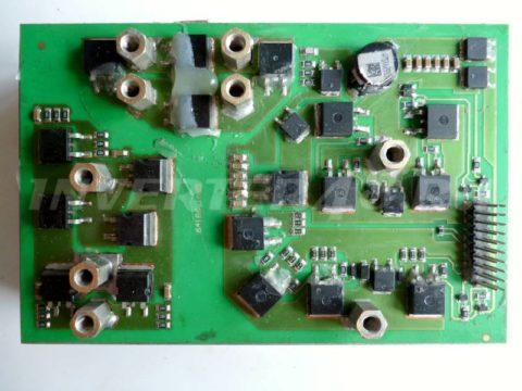 FUBAG IN 160 PCB 64171 IND11 силовой блок 64186 Ind5