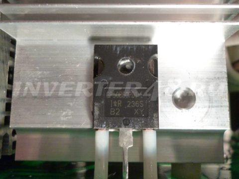 Ремонт ФОРСАЖ 200 транзистор IGBT IRGP50B60PD1