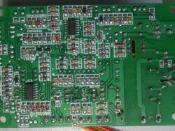 Плата управления от инвертора Rubbini-160A