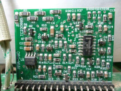 Модуль управления PROFHELPER DAVINCI 215 P