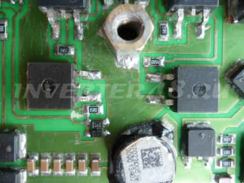 FUBAG IN 160 PCB 64171 IND11 транзисторы SGB10N60A