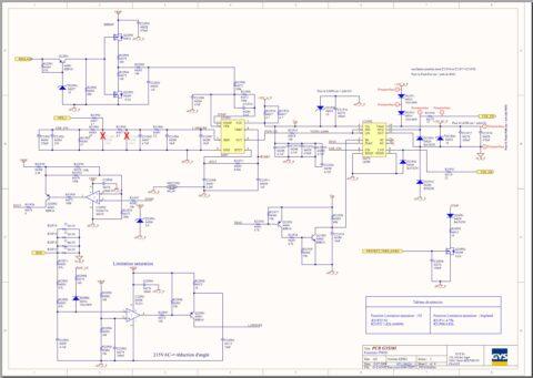 FUBAG IN 160 PCB 63961 IND1 схема PWM