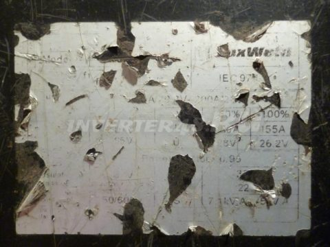 Харктеристики инвертора FOXWELD FOXMASTER 2000