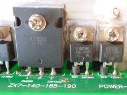 2SK1522 MOSFET транзистор