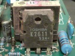 2SK2611 MOSFET транзистор
