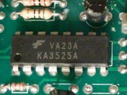 KA3525A ШИМ-контроллер