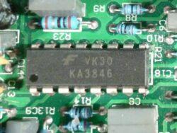 KA3846 ШИМ контроллер