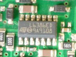 L6386 - драйвер MOSFET IGBT транзисторов