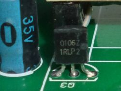 NCE0106Z MOSFET транзистор даташит