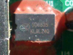 SD6835 ШИМ-контроллер