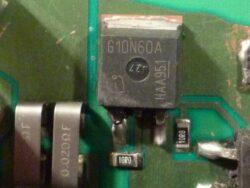 SGB10N60A (G10N60A) IGBT транзистор