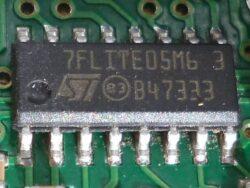 ST7FLITE05M6 микроконтроллер