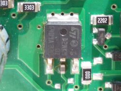 STD2NK90Z MOSFET транзистор