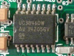 ШИМ контроллер UC3846